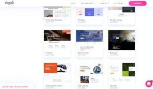 home services WordPress themes demos list