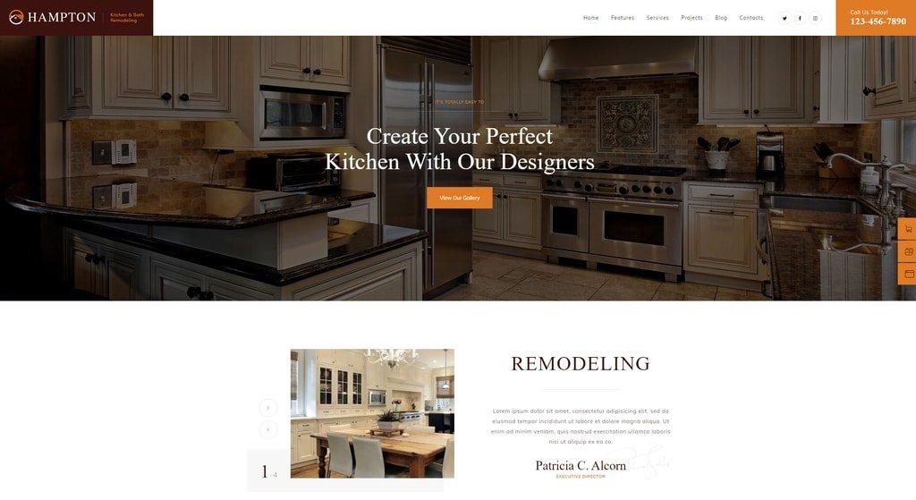 hampton-home design and house renovation demo ss