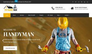 handyman wordpress themes