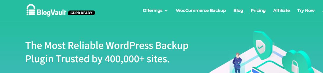 blogvault-wordpress backup plugin