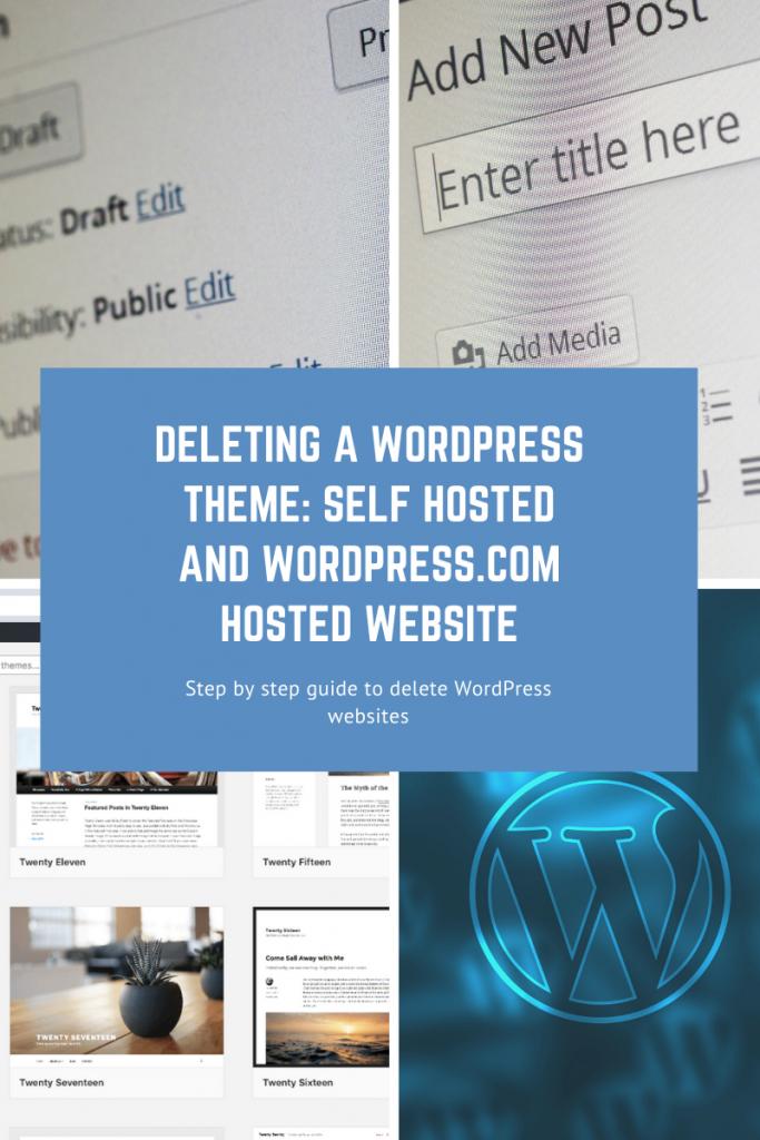 How to Delete WordPress Site easily on proper way?