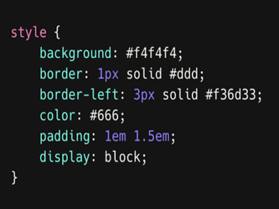 Additional-CSS